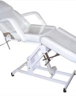 Луксозен козметичен стол с ел. задвижване - 2211/ВБ-3357