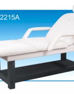 Дървено масажно легло 1/3 чупещо се с регулируема височина и подпори за  ръцете - 2215B