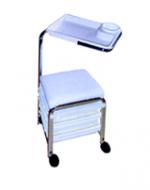 Столче с чекмеджета и масичка за маникюр - 1011/ВБ-3362А