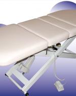 Луксозно масажно легло с ел. задвижване, 1/4 чупещо се - КФ-4022