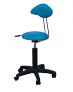 Стол на 5 колелца с пневмо патрон - ВБ-3601А