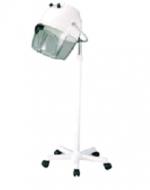Каска за изсушаване на коса (черна, бяла) - Н-606Е/Ф