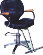 Фризьорски стол с хидравлика, и опора за краката - ВБ-3807