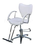 Фризьорски стол с хидравлика, и опора за краката - ВБ-3805