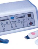 Ултразвуков апарат за почистване на кожата с шпатула + йонофореза - Ф-808