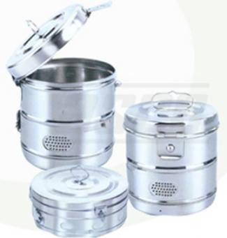 Стерилизационен барабан - 240х240