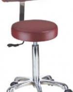 Стол с облегалка и с пневмопатрон - 1023AB-1